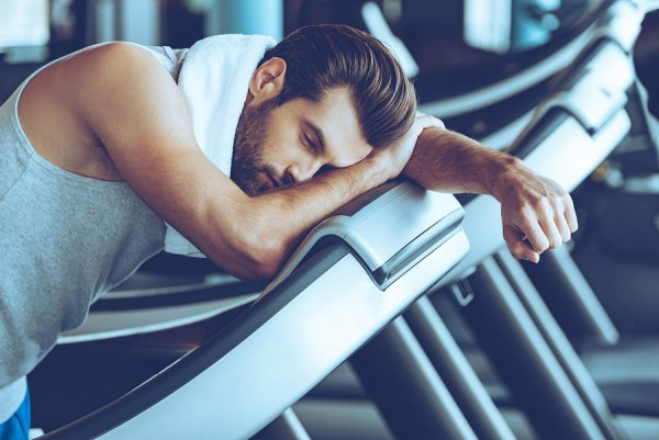 Gym Fatigue